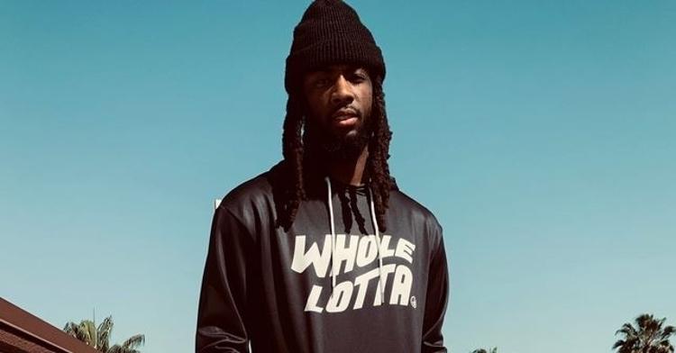 Willams is a fan of the phrase 'Whole Lotta'
