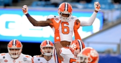 Postgame notes on Clemson's ACC title win over ND