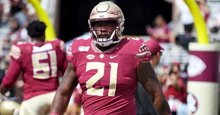 Wilson is one of the FSU's top players (Melinda Myers - USA Today Sports)