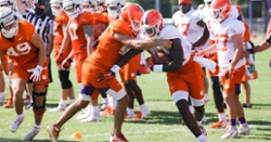 Wednesday Practice Insider: Tigers hold WIN drill, welcome back Ngata
