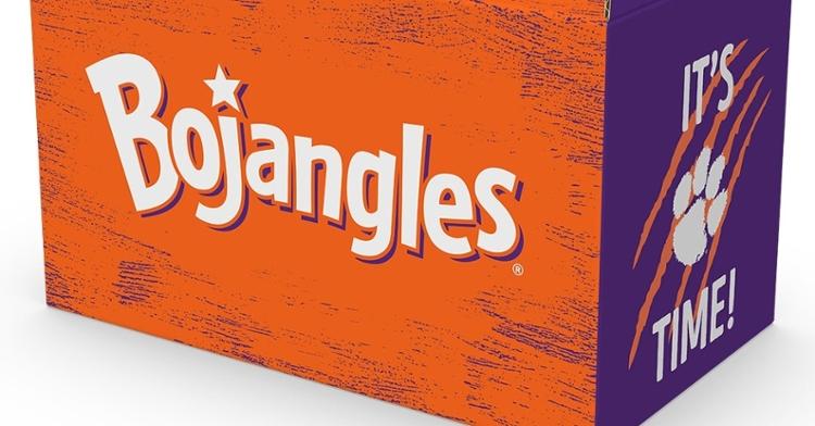 Bojangles brings back Clemson-themed Big Bo Boxes