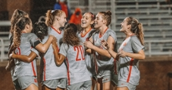 Clemson women's soccer 2021 spring schedule announced