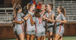 Tigers top Hokies in first game on campus since March