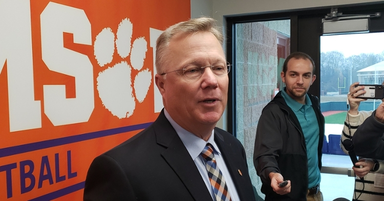 Clemson softball had started 5-1 in ACC action.