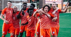 Clemson men's soccer ranked No. 1 in nation