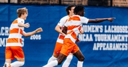 Clemson men's soccer finishes No. 1 in fall season