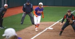 Clemson softball stuns No. 14 Georgia for first-ever win over ranked team