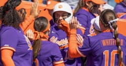 History: Clemson softball takes first ACC series with win over Virginia