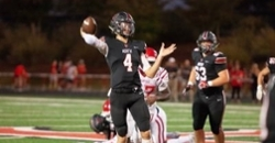 Clemson coaches reach out to rising two-sport star, Georgia quarterback