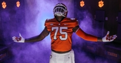 In-state offensive linemen with Clemson connection checks out the Tigers