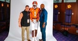 "4-star safety says Clemson is just ""different"""
