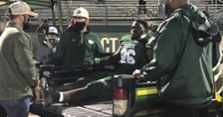 Clemson RB commit carted off field during playoff win