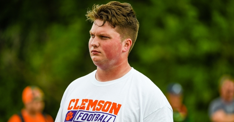 Highly-rated lineman out of Ohio has Tigers in his top group