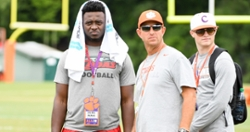 Clemson recruiting marches on despite restrictions
