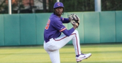 Clemson pitcher selected on MLB draft second day