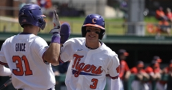 Brewer HR puts Tigers over top to sweep Deacs