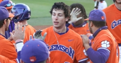 Brewer homers twice in Clemson opener win at NC State