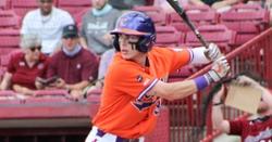 Clemson baseball returns to action hosting Bucs