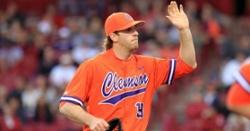 Former Clemson pitcher makes MLB debut