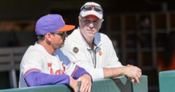 Clemson AD addresses baseball's future outlook with Monte Lee
