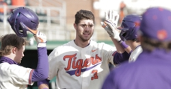 Freshmen bats power Clemson over ETSU