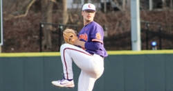 Clemson completes road sweep of BC
