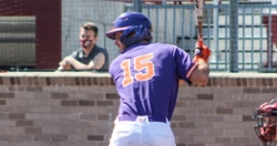 Tigers clinch series over Eagles with big 10th inning