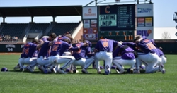 No. 13 Hokies rack up runs to even series with Tigers