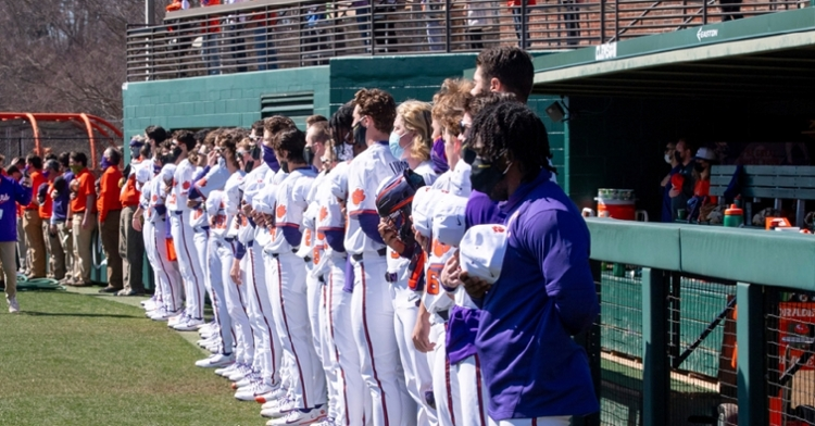 Clemson drops a second series in a row. (ACC photo)
