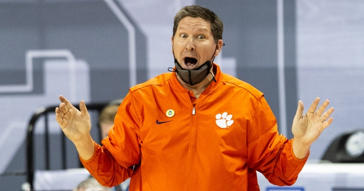 Brownell and the Tigers are living through Groundhog Day. (ACC photo).