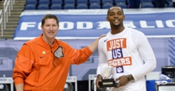 Aamir Simms sends out thank you message to Brad Brownell