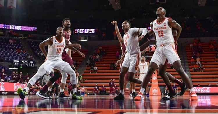 Clemson hopes to find the form that saw a 10-point win over FSU in December. (ACC photo)