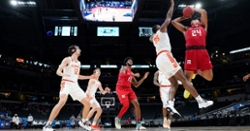 Tigers go cold late, lose to Rutgers in NCAA Tournament first round