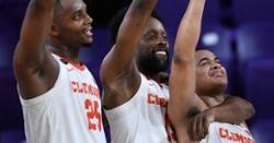 Nick Honor takes it to the bank, hitting game-winner to beat Georgia Tech