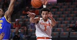 Clemson takes on Rutgers in NCAA Tournament first round