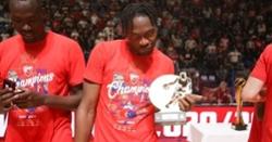 Former Clemson center wins playoff MVP award