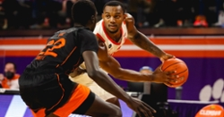 Simms leads Tigers to rare 5-game ACC winning streak in victory over Miami