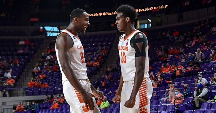 Clemson is back in the NCAA Tournament. (File ACC photo)
