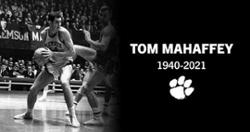 Former Clemson basketball player passes away