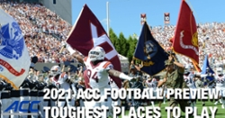 WATCH: Toughest places to play football in ACC