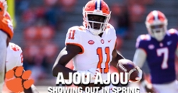 WATCH: Ajou Ajou showed out in spring