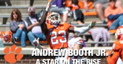 WATCH Clemson DB Andrew Booth Jr. is a star on the rise