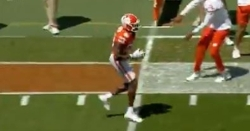 WATCH: Andrew Booth makes another incredible one-handed INT
