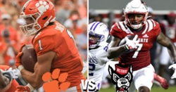 WATCH: Game preview for Clemson-NC State