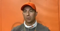 WATCH: Dabo Swinney on Derion Kendrick, latest out of Clemson spring ball