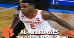 WATCH: Al-Amir Dawes 2020-2021 regular season highlights