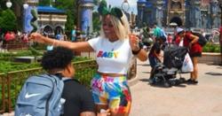 Clemson DE gets engaged to girlfriend at Disney World