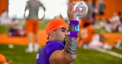 PHOTOS: Clemson Football Spring Practice IV