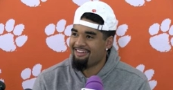 WATCH: Tigers preview matchup with No. 5 Georgia