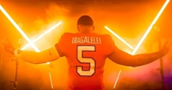 WATCH: Behind the Scenes of Clemson Football Photo Day